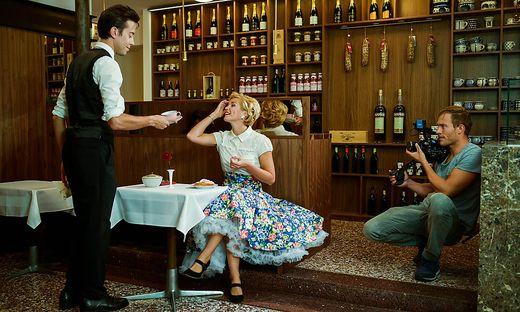 Szene aus dem Werbespot