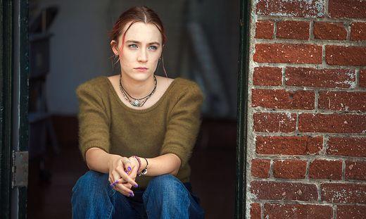 "Saoirse Ronan ist ""Lady Bird"""