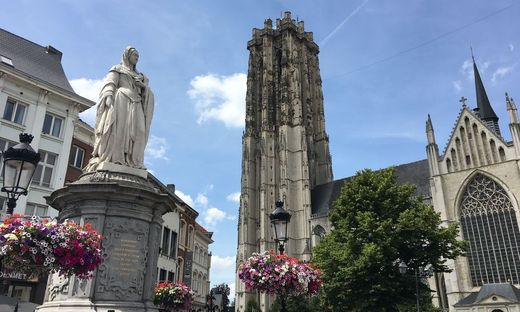 Auf ewig mit Mechelen verbunden: Margarete von Österreich und die St. Rumolds-Kathedrale