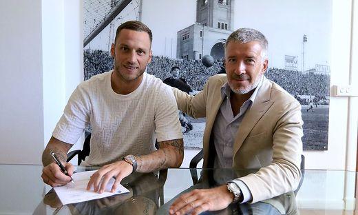 Marko Arnautovic unterschrieb beim FC Bologna