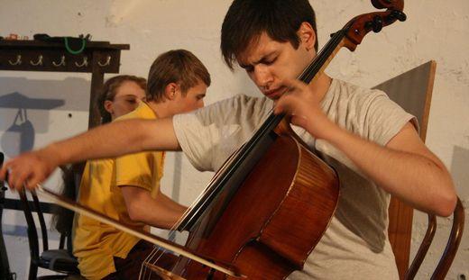 Elf junge Nachwuchstalente aus mehreren Länden bieten in PReding Kammermusik auf höchstem Niveau