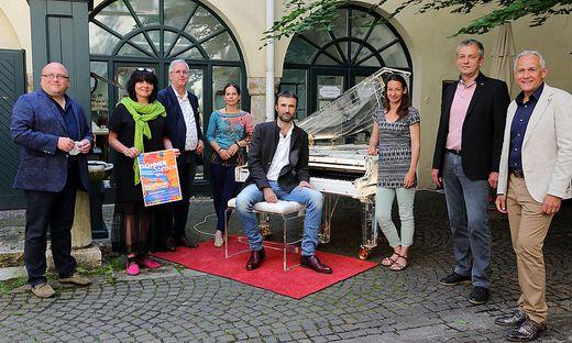 Organisatoren, Veranstalter und Künstler der Donnerszenen 2021
