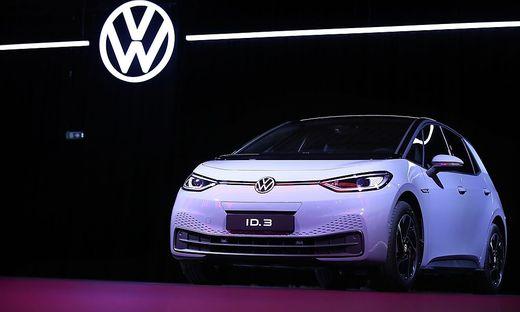 Präsentation des VW ID.3