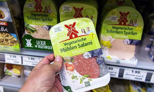 """Vegane Produkte sollen keine """"fleischlichen"""" Bezeichnungen mehr haben dürfen. Das will zumindest das EU-Parlament"""