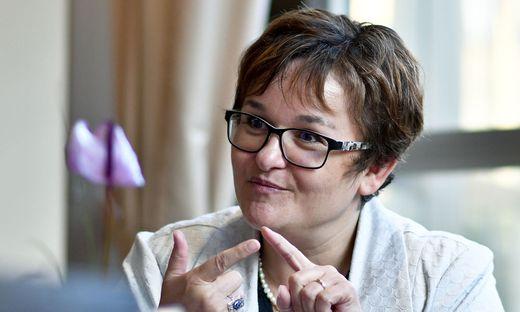 EZB-Direktorin Sabine Lautenschläger
