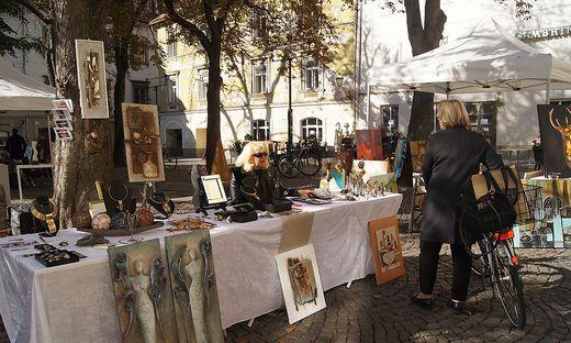 Kunstmarkt in Graz