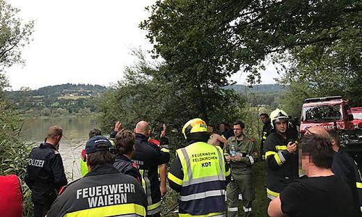 Mehr als 100 Einsatzkräfte waren am Unfallort