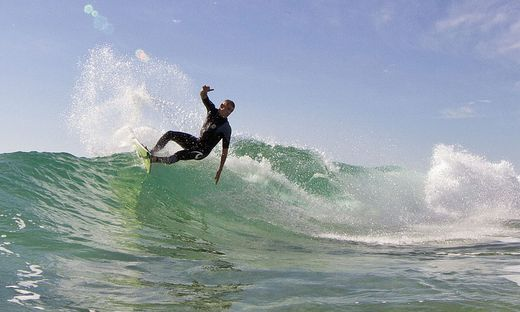 AUSTRALIA SURFING FANNING