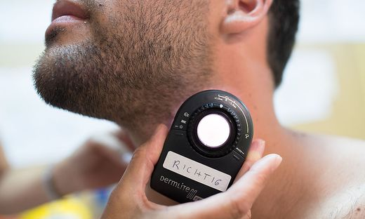 Hautkrebs erkennen: Maschinen besser als Mensch (Sujet)