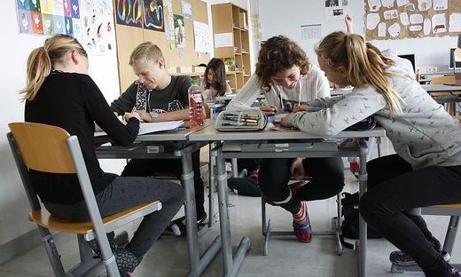 Freies Lernen steht beim Verbundmodell Campus Hubertusstraße auf dem Stundenplan