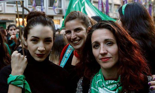 Proteste in Argentinien