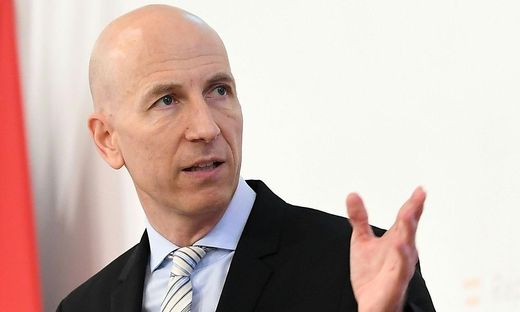 Arbeitsminister Martin Kocher (ÖVP)