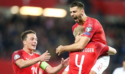 SOCCER - UEFA EURO Qualifier, AUT vs ISR