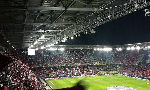 Red Bull Salzburg - Lazio-Heimspiel ist schon ausverkauft