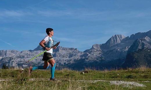 Ulrike Striednig läuft und läuft und läuft
