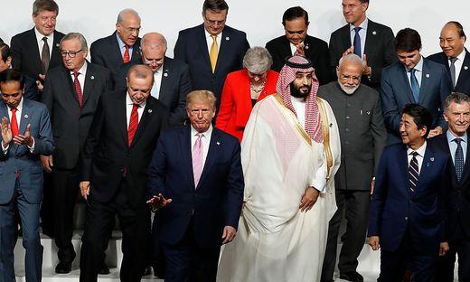 Konfliktbeladener G-20-Gipfel hat begonnen