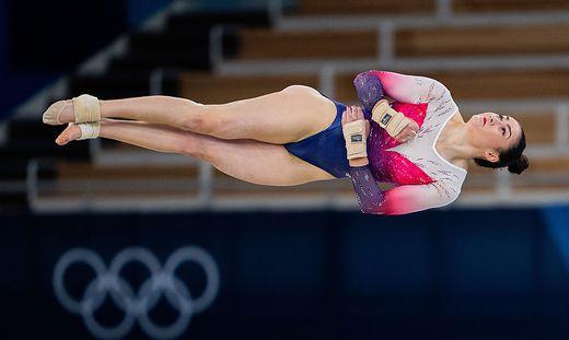 Die Athleten müssen bei Olympia ihre Leistungen ohne Publikum zeigen