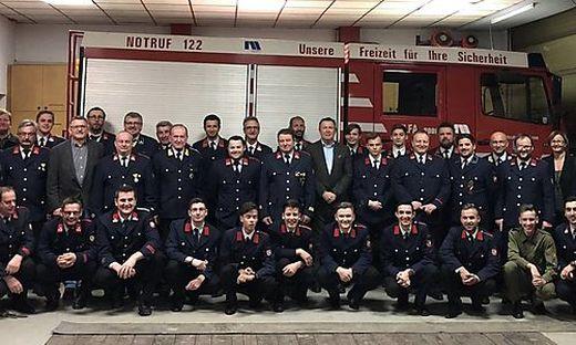 Am morgigen Sonntag laden die Kameraden der Freiwilligen Feuerwehr Launsdorf-Hochosterwitz zur 130-Jahr-Jubiläumsfeier