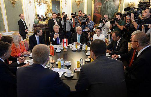 Grenzvertrag zwischen Bosnien und Montenegro unterzeichnet