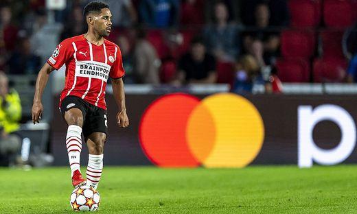 EINDHOVEN, Netherlands, 24-08-2021, football, Philips stadium, Last qualification round Champions League, season 2021 /