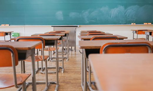 Derzeit herrscht in den Kärntner Schulen Leere statt Lehre (Sujetbild)