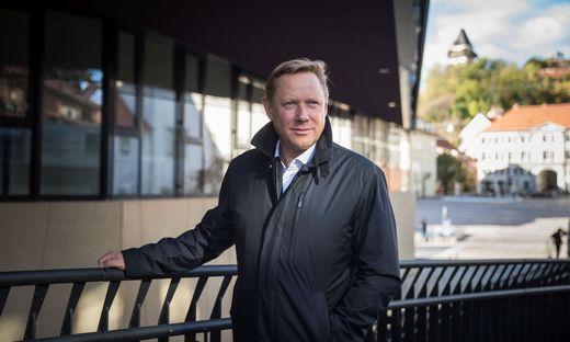 Investor Herbert Gartner (eQventure)