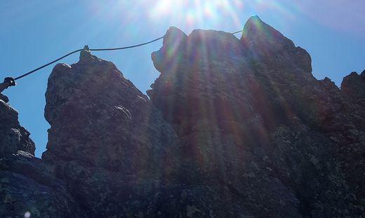 Klettersteig Oberösterreich : Oberösterreich jähriger stürzte in drachenwand ab