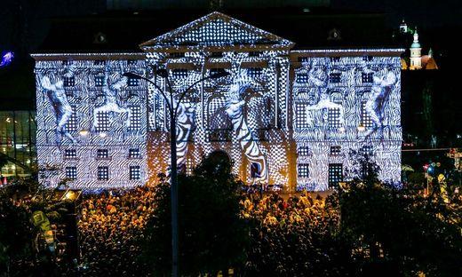 Klanglicht in Graz