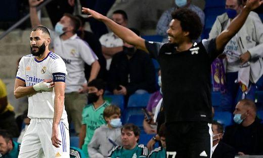 Karim Benzema konnte kaum fassen, was an diesem Abend passiert ist