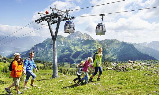 Die Anteile an der Pramollo Nassfeld Bergbahnen  sind auch im Sommer umstritten