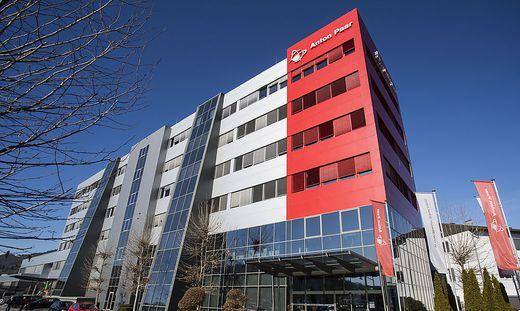 Anton Paar Headquarter in Graz