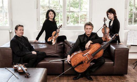 Das Minguet Quartett macht den Auftakt