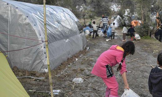 GREECE-MIGRANTS-EU-CAMPS