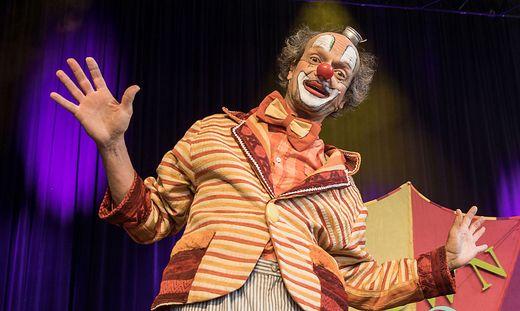 Clown Jako alias Jörn Heypke