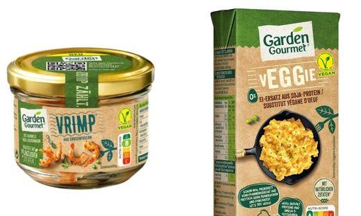 Nestles Alternativen zu Garnelen und Ei