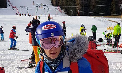 Mikaela Shiffrin, hier im Jänner 2019 in Obdach