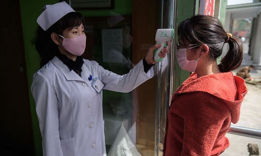 NKOREA-HEALTH-VIRUS