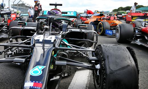 FORMULA 1 - British GP 2020