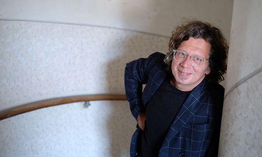 Der Schriftsteller Franzobel