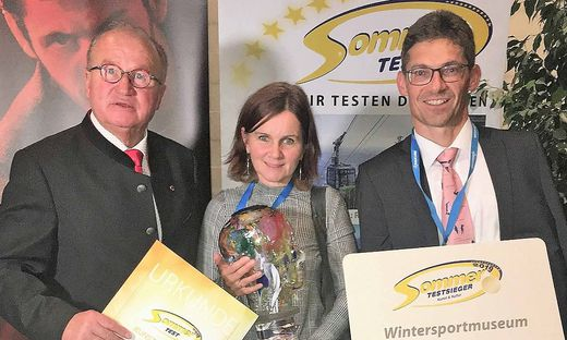 Klaus Hönigsberger,Barbara Habermann und Hannes Nothnagl (von links)
