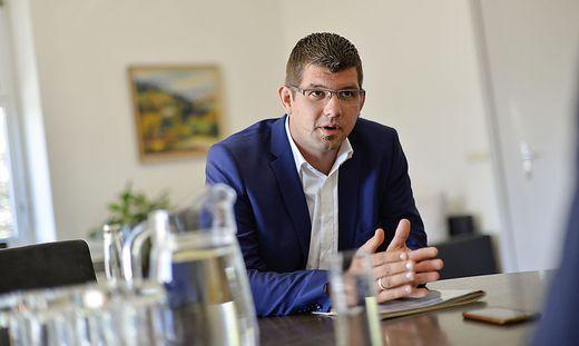 Investor eine Chance geben, fordert Martin Gruber