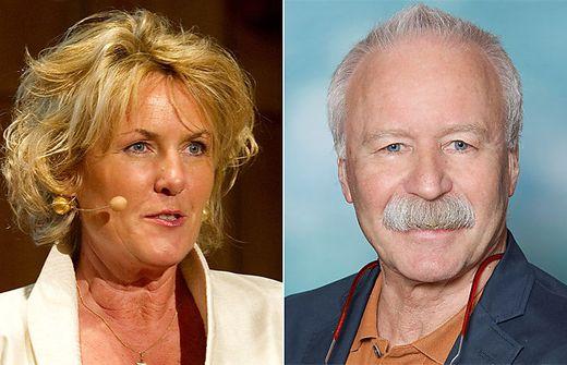 Im Gespräch: Maria Wilhelm; Seilbahnchef Egger will Ortschef werden