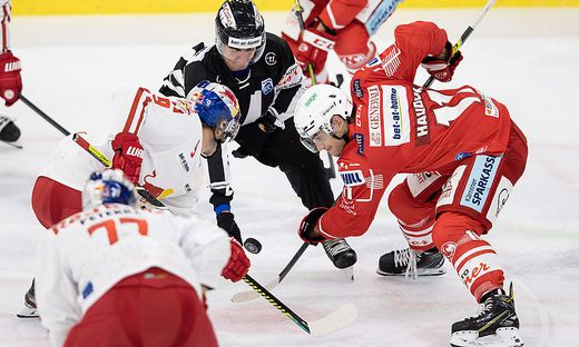 ICE HOCKEY - ICEHL, EC RBS vs KAC