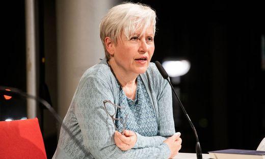 Lesung Ulrike Draesner: Schwitters, Buchpremiere am 27.08.2020 in der Berliner Akademie der K�nste *** Reading by Ulrike