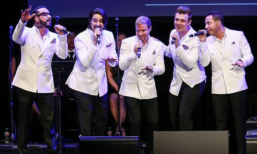 Band-Hammer: Backstreet Boys veröffentlichen neue Single!