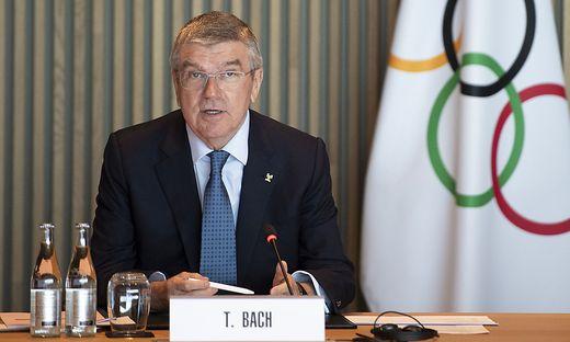 Thomas Bach, IOC