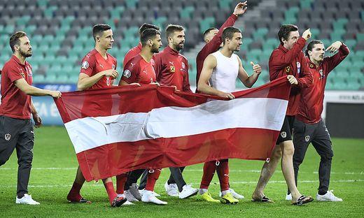 Österreichs Nationalteam