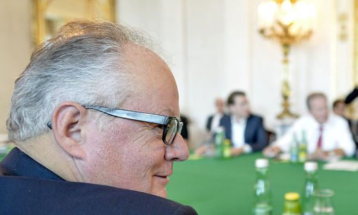 Christian Konrad, ehemaliger Flüchtlingskoordinator der Bundesregierung, kritisiert Kanzler Sebastian Kurz scharf
