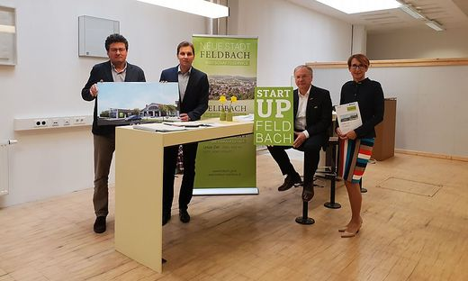 "Präsentation der Initiative ""Start-up-Center"" in Feldbach"