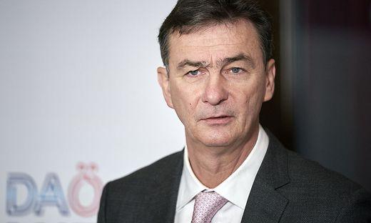 DAÖ-Chef Karl Baron